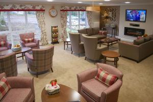 Burcot Grange, The Lodge opening 39 RGB Keith Woolford WEB