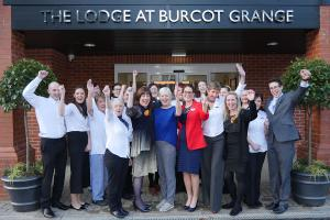 Burcot Grange, The Lodge opening 5 RGB Keith Woolford WEB