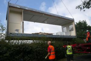 Lickey Hills Primary School building removal 1 WEB Keith Woolford 25-7-17