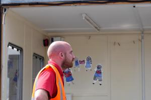 Lickey Hills Primary School building removal 5 WEB Keith Woolford 25-7-17