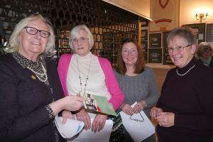 PC Helpers Meal Janet, Wendy and Choir members RGB WEB 13-2-18