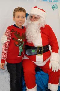 Santa at LHPS 3 RGB Simon Woolford WEB 3-12-17