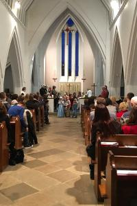 St Catherines Church Nativity 24 WEB Keith Woolford 24-12-17