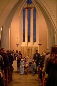 St Catherines Church Nativity 2 WEB Keith Woolford 24-12-17