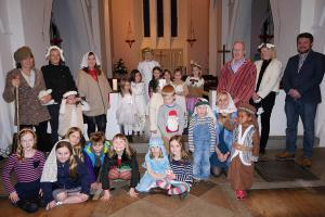 St Catherines Church Nativity 5 WEB Keith Woolford 24-12-17