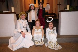 St Catherines Church Nativity 9 WEB Keith Woolford 24-12-17