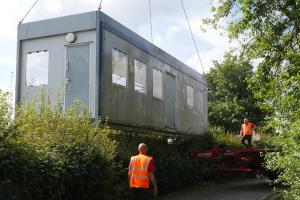 Lickey Hills Primary School building removal 13 WEB Keith Woolford 25-7-17