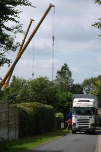 Lickey Hills Primary School building removal 2 WEB Keith Woolford 25-7-17
