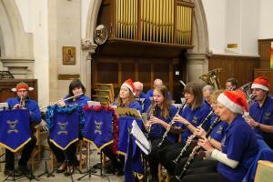 Santa PC Lickey Concert 2 WEB Simon Woolford P1190974 1-12-19