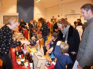 Santa at BFS 14 RGB Simon Woolford 1-12-17