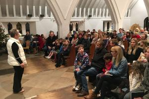 St Catherines Church Nativity 26 WEB Keith Woolford 24-12-17