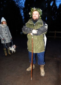 Wassail 2016, Steve 'Brian Blessed' Hinton 16-1-16
