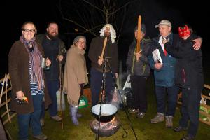 Wassail 52 WEB The Mummers' Play Actors Simon Woolford 13-1-18